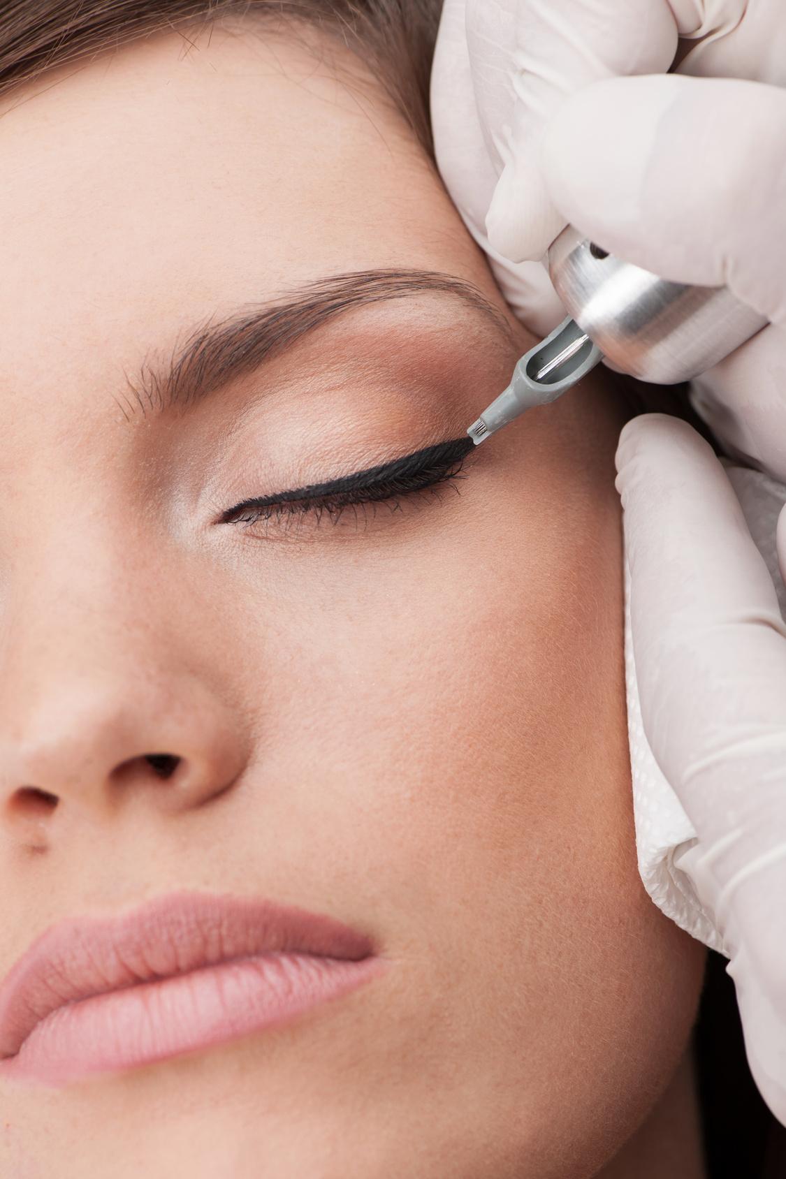 makijaż permanentny jest wykonywany w salonie kosmetycznym Avanti w Żywcu